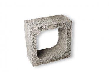 Kamin – Mantelstein Typ A1