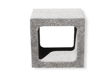 Pflanzstein – grau