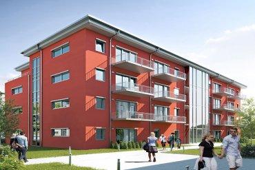 Berlin-Adlershof Adapt Apartm.  Gebäude 5  *VERKAUFT*