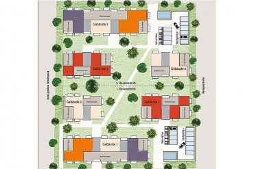 Berlin-Adlershof Adapt Apartm.  Gebäude 2  *VERKAUFT*