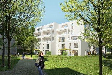 Giessen – Wohnen 'Am alten Schlachthof' Terrassenhaus 2