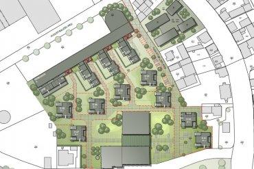 Giessen – Wohnen 'Am alten Schlachthof' Terrassenhaus 3